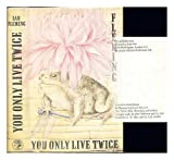 img - for You Only Live Twice By Ian Fleming (A James Bond Novel) book / textbook / text book