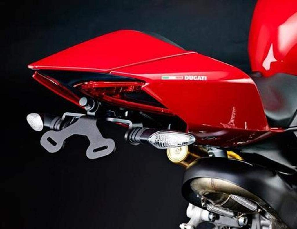 Check Models /& Years PRN010046 Evotech Performance Fender Eliminator//Tail Tidy to fit Ducati Panigale