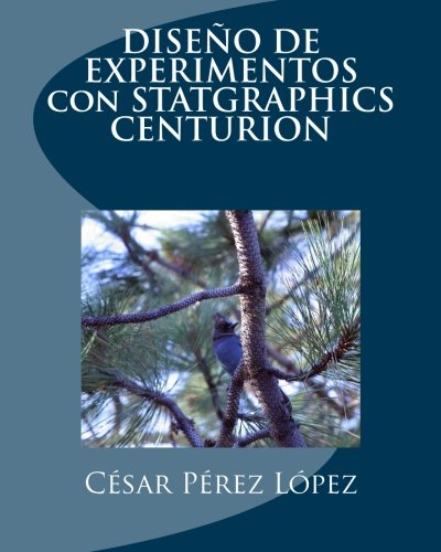 Download DISEÑO DE EXPERIMENTOS con STATGRAPHICS CENTURION (Spanish Edition) pdf epub