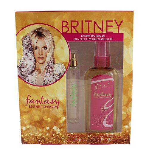 Britney Spears Fantasy for women 2 pc. gift set Fragrance, 0.5 Ounces