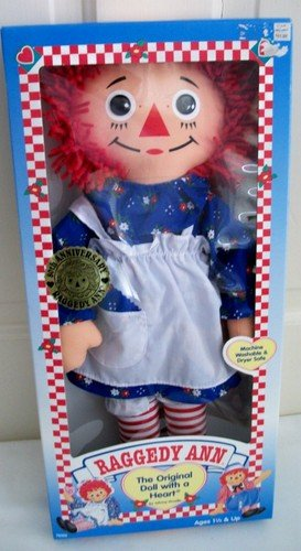 80th Anniversary Raggedy Ann Doll By Jonny Gruelle (18