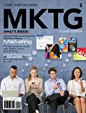 Bundle: MKTG (with Marketing CourseMate with EBook Printed Access Card), 5th + WebTutor? on Blackboard® Printed Access Card : MKTG (with Marketing CourseMate with EBook Printed Access Card), 5th + WebTutor? on Blackboard® Printed Access Card, Lamb and Lamb, Charles W., 1133166237