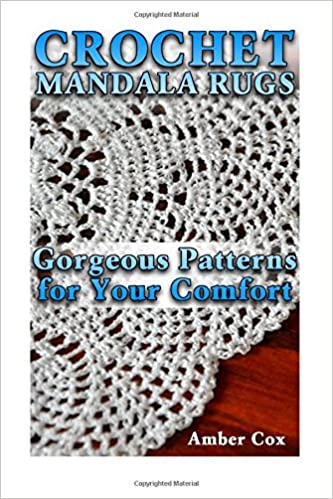 Crochet Mandala Rugs Gorgeous Patterns For Your Comfort Crochet
