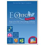 Electric Quilt Stitch Embroidery Software Plug-In for Model EQ7