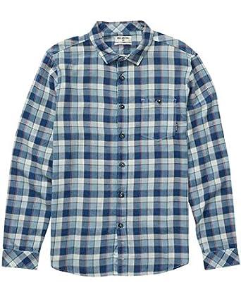 188e0dede Amazon.com: Billabong Boys' Freemont Flannel Shirt Blue X-Large ...