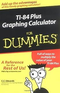 TI-84 Plus Graphing Calculator For Dummies (0764571400)   Amazon price tracker / tracking, Amazon price history charts, Amazon price watches, Amazon price drop alerts