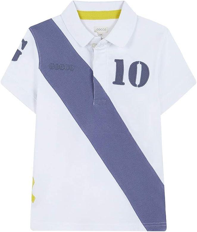 Gocco Polo 10, Azul (Azul Claro Zd), 104 (Tamaño del Fabricante:3 ...