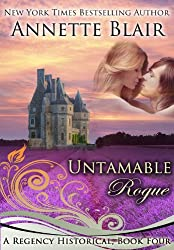 Untamable Rogue (Formerly: A Christmas Baby) (The Rogues Club Book 4)