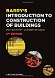 img - for Barry's Introduction to Construction of Buildings book / textbook / text book