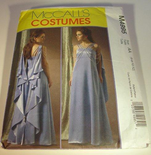 Mccall's Misses' Star Wars Padme Amidala Costume