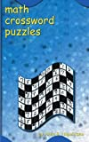 Math Crossword Puzzles, Anne Alcott, 1585001309