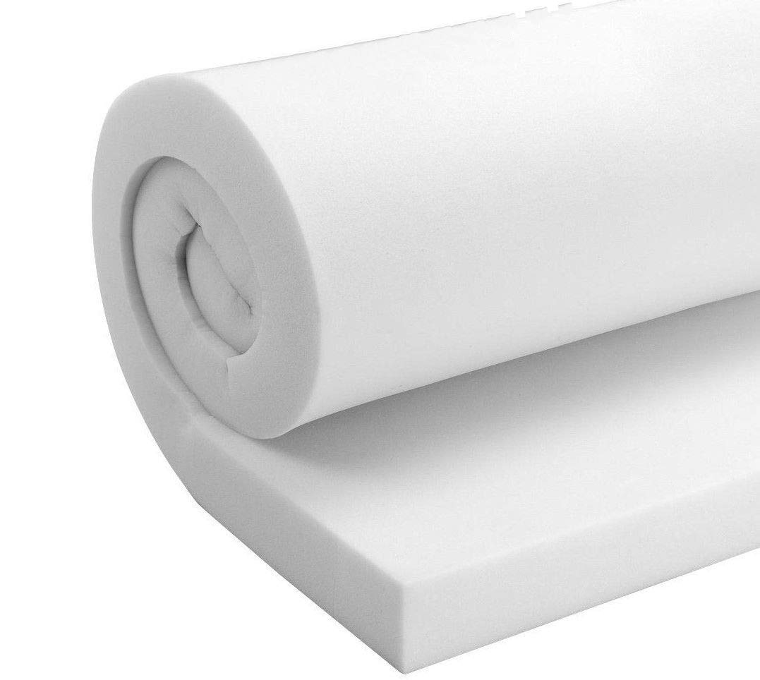 5/tama/ños 30/HD alta densidad 3/cm de grosor 6 unidades Arketicom de poliuretano expandido Relleno cuadrado para sillas