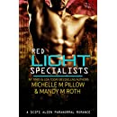 Red Light Specialists: A Scifi Alien Paranormal Romance