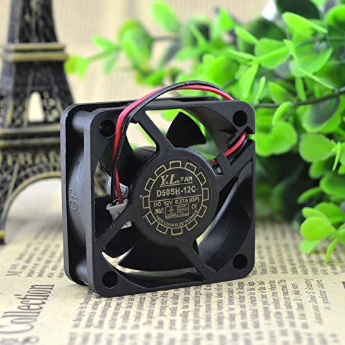 12 REFIT D50SH c 5020 12 v 0.27 A 5 cm//cm A Cooling Fan