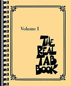 The Real Tab Book - Volume 1. Partituras para Acorde de Guitarra, Guitarra