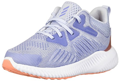 adidas Baby Alphabounce Beyond i Sneaker, aero Blue s, Chalk Purple s, Running White, 7.5K M US Toddler