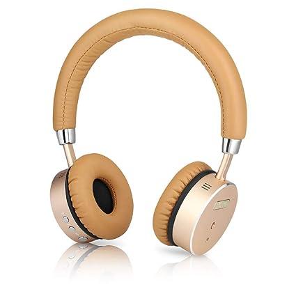 Böhm - Auriculares inalámbricos Bluetooth con tecnología activa de cancelació