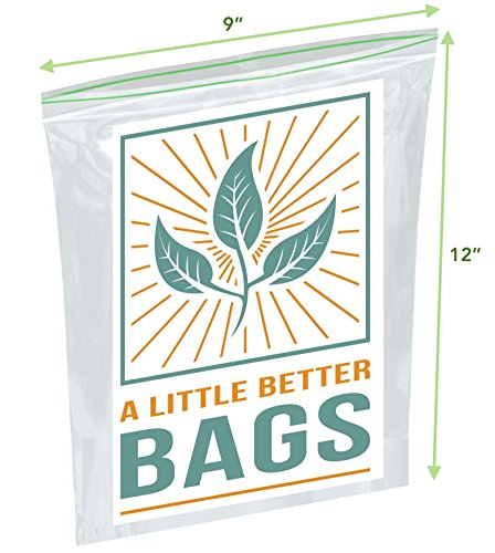 Biodegradable Gallon Bags (100 Count)