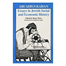Essays in Jewish Social and Economic History by Arcadius Kahan (1986-09-03)