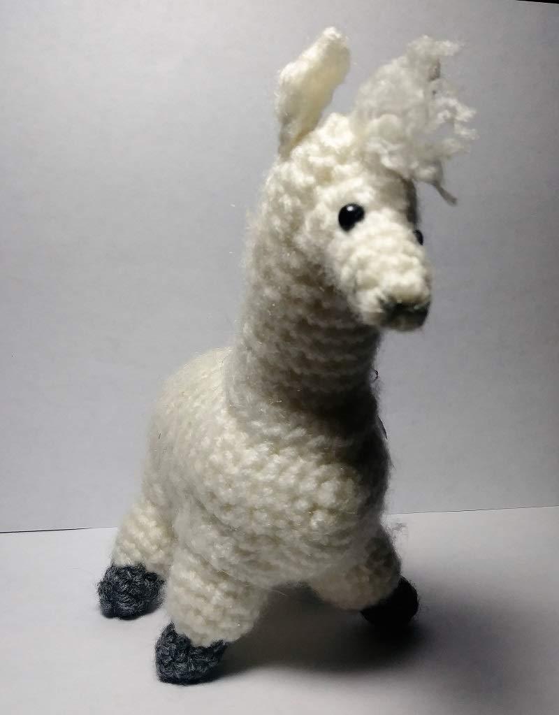 Fluffy Crochet Alpaca | Stuffed animal patterns, Alpaca, Crochet ... | 1023x800