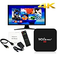 Wifi Streaming Box Quad Core Network Set-Top STB 4K Resolution Support Andriod And Access HDMI2.0