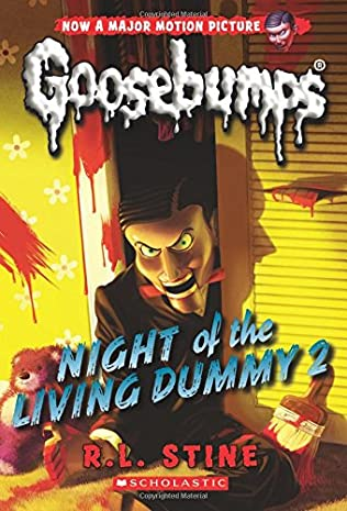 book cover of Night of the Living Dummy II