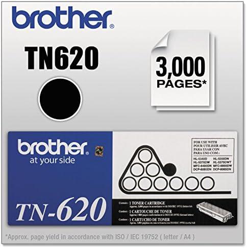 Brother TN620 Toner Cartridge Yield