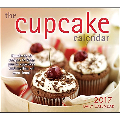 The Cupcake Calendar 2017 Daily Desk Boxed Calendar