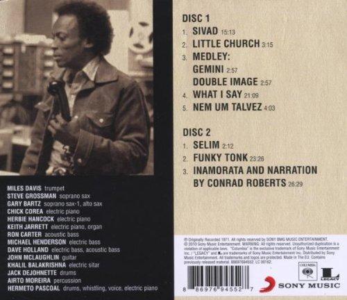 Live-Evil (Original Columbia Jazz Cl Assics) by CD