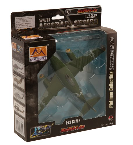 Easy Model Me262 A-2a, B3-GL 1./KG(J) 54 Model Kits (Me262 Model)