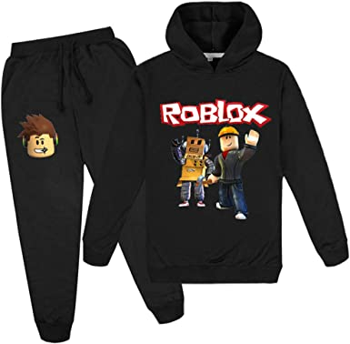 Youth Bil-lie Ei-li-sh Pullover Hoodie and Sweatpants Suit for Boys Girls 2 Piece Outfit Sweatshirt Set