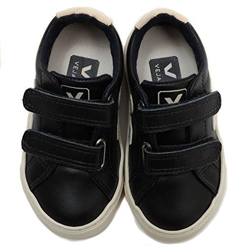 Kids Sable Black Small Trainer Black Esplar VEJA RxqTAgg