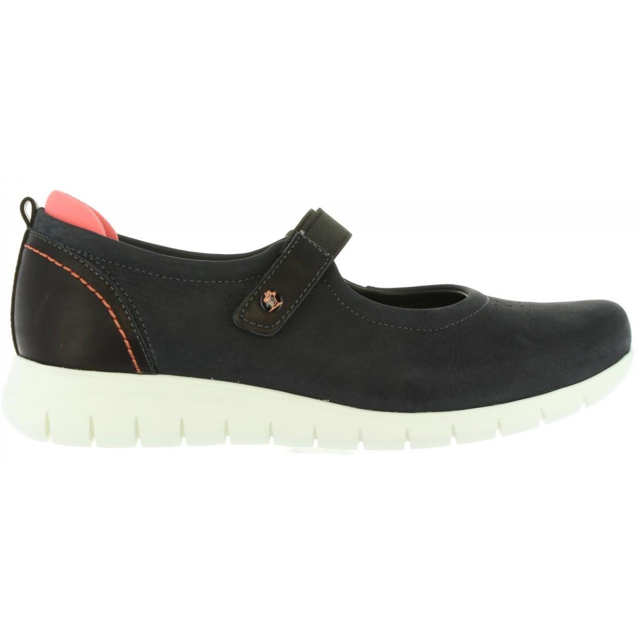 Zapatos de Mujer PANAMA JACK Belly Basics B1 Nobuck Negro: Amazon.es: Zapatos y complementos