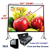 Antra Video Projection Screens