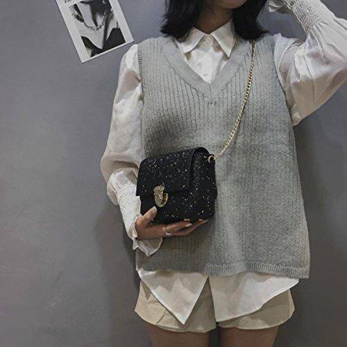 porter l'épaule pour à Noir à Mini Muium femme Sac qgH11I
