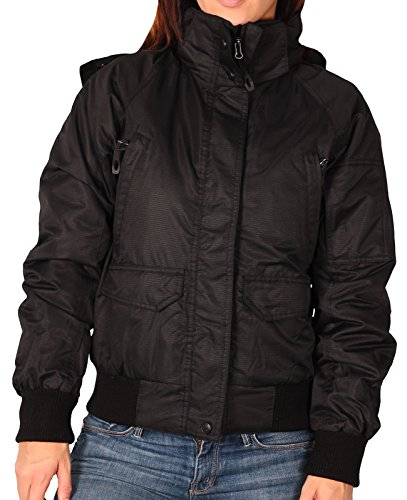 Fur Hood Flight Jacket - 4