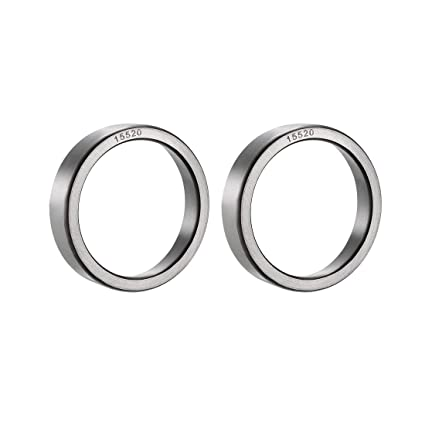 """15523 Tapered Roller Bearing Outer Race Cup 2.375/"""" O.D. 0.625/"""" Width"""