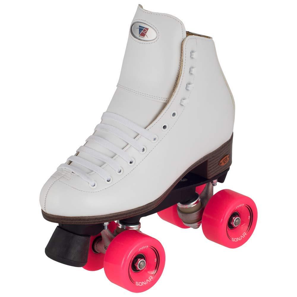 Riedell Skates - Citizen - Outdoor Quad Roller Skate   White   Size 6  