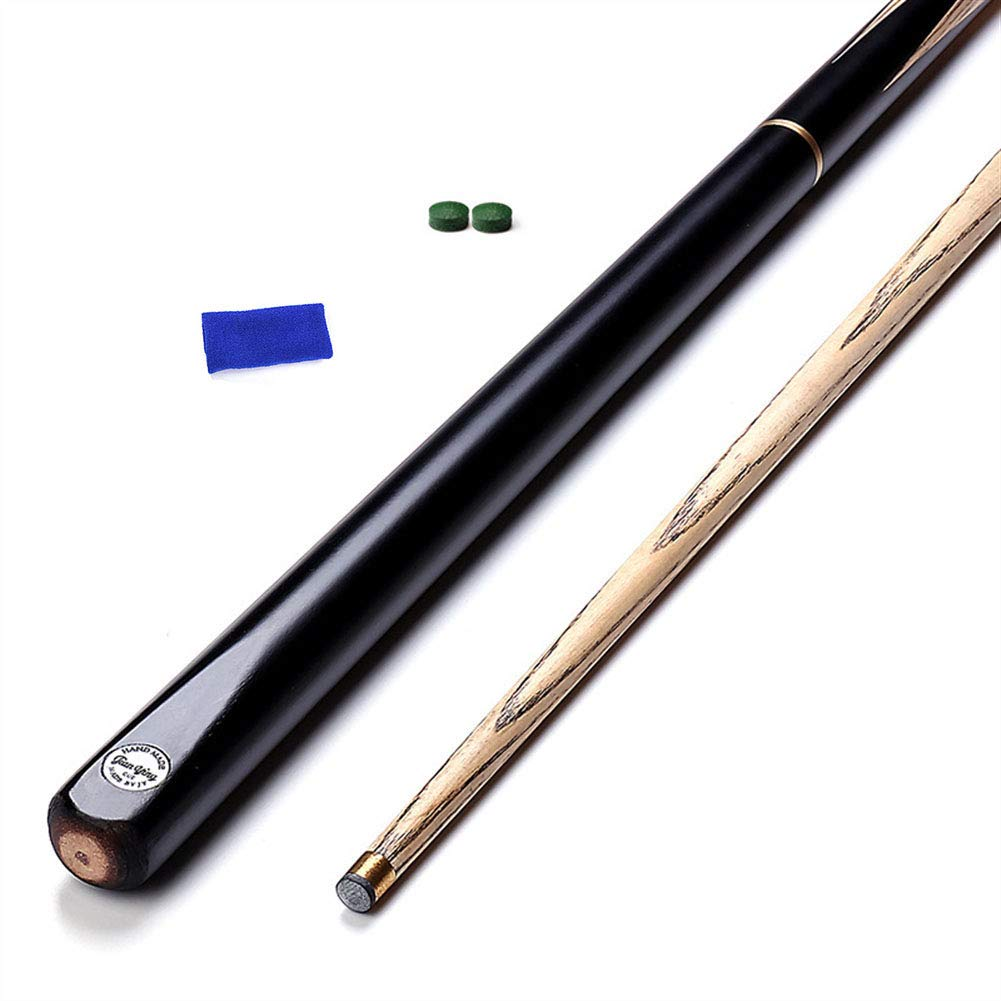 6 X 10mm Stick On Snooker-Pool Tips