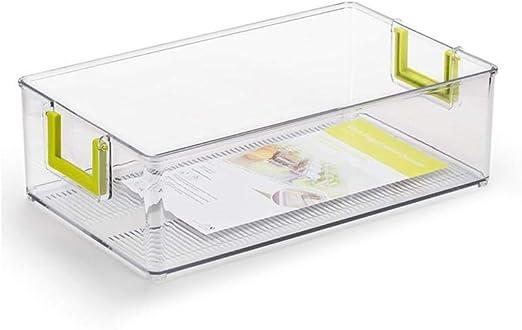 Ablerfly - Cajón para frigorífico con Asas y Cajas de Alimentos ...