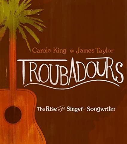 Troubadours: The Rise of the Singer-Songwriter (DVD+CD) (James Taylor Concert Dvd)