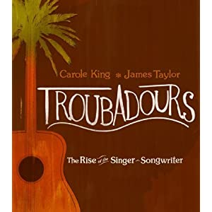 Troubadours: The Rise of the Singer-Songwriter (DVD+CD) (2011)