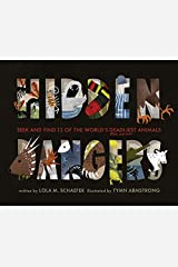 Hidden Dangers: Seek and Find 13 of the World's Deadliest Animals (Animal Books for Kids, Nonfiction Book for Kids) Hardcover