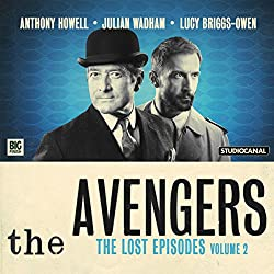 The Avengers - The Lost Episodes, Volume 2