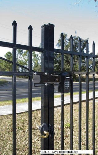 Mighty Mule Bulldog Pedestrian Gate Lock Fm145 Import