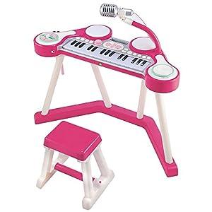 Elc Key Boom Board Pink Amazon Co Uk Baby