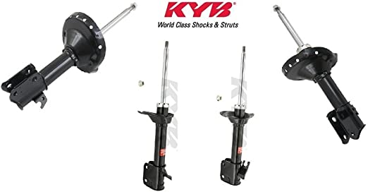 full Kits Aintier Front Rear 334245 334246 334133 334134 Struts Shock Accessories Fit for 1997-2001 Lexus ES300,1997-2003 Toyota Avalon,1997-2001 Toyota Camry,1999-2003 Toyota Solara