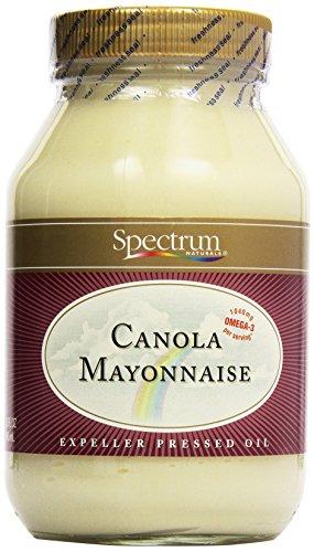Spectrum Mayonnaise, Canola, 32 oz