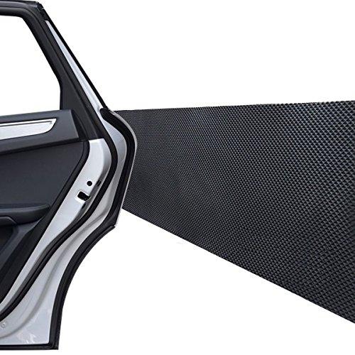 eluto 2 pack garage wall protector car door protector self adhesive foam parking protector for. Black Bedroom Furniture Sets. Home Design Ideas