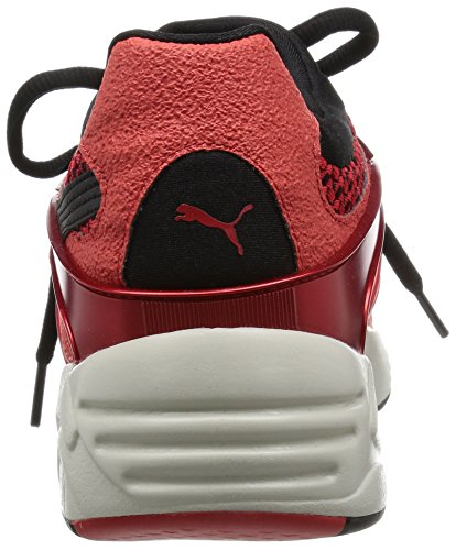 Puma Trinomic Blaze Knit Sneaker Men Trainers 359996 01 red Rot online cheap quality outlet high quality outlet supply 1XRJioHM